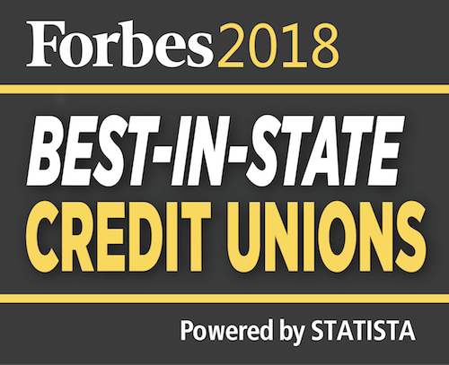 Forbes 2018 Best in State Credit Union